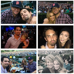 Kaley Cuoco and Friends, Husband