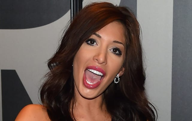 Farrah abraham oh facing