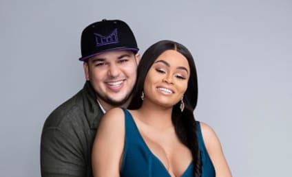 Rob Kardashian Makes Baffling Weight Loss Vow: I WILL Lose These Pregnancy Pounds!