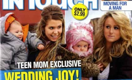 Teen Momma Drama: Divorce For Leah Messer?