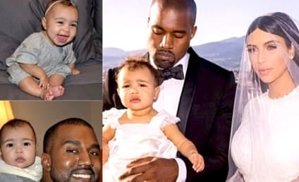 Kim Kardashian and Kanye West Celebrate Daughter's First Birthday: Welcome to Kidchella!