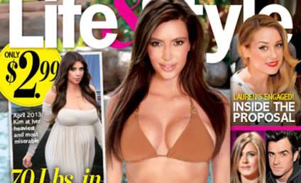 Kim Kardashian Bikini Body: IT'S BACK!!!