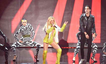 Britney Spears SLAMMED for Revealing VMAs Outfit