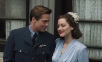 Brad Pitt and Marion Cotillard: Watch Their Infamous 'Allied Trailer'
