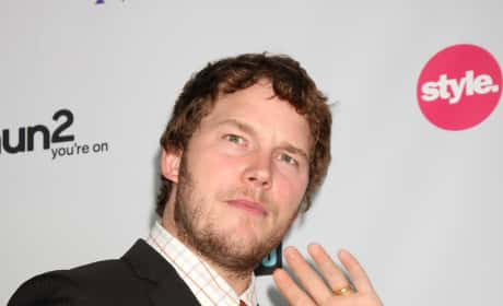 Chris Pratt in August 2011