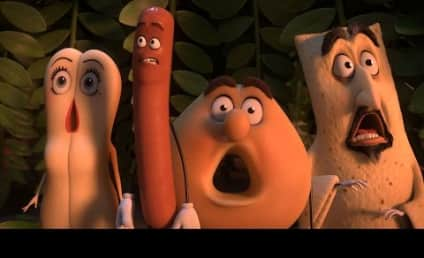 Sausage Party: Seth Rogen's R-Rated Cartoon Trailer Plays Before Finding Dory