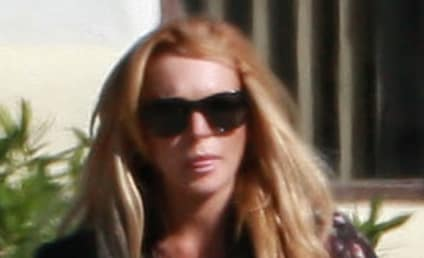 "J.R. Rotem ""Working With"" Lindsay Lohan"