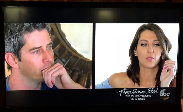 Arie and becca