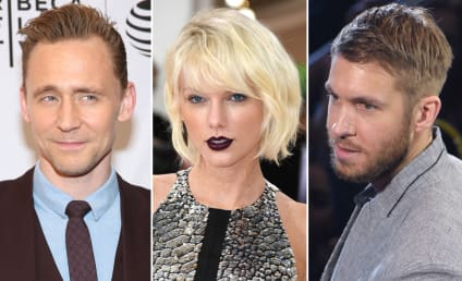 """Calvin Harris' Taylor Swift Diss Track """"Ole"""": Leaked! Hilarious!"""