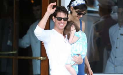 Suri Cruise: The Remix?