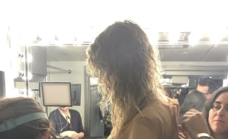 Behind Her Scenes