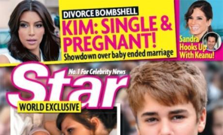 Do you believe Justin Bieber knocked up a fan?