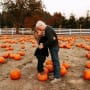 Amy Roloff and Chris Marek, Pumpkin Kiss