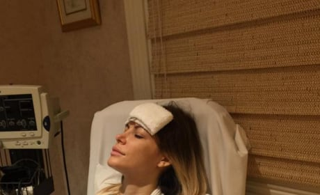 Crystal Hefner Recovers After Having Breast Implants Removed