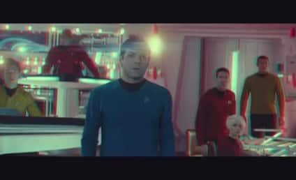Star Trek Into Darkness 3D Trailer: Watch Now!