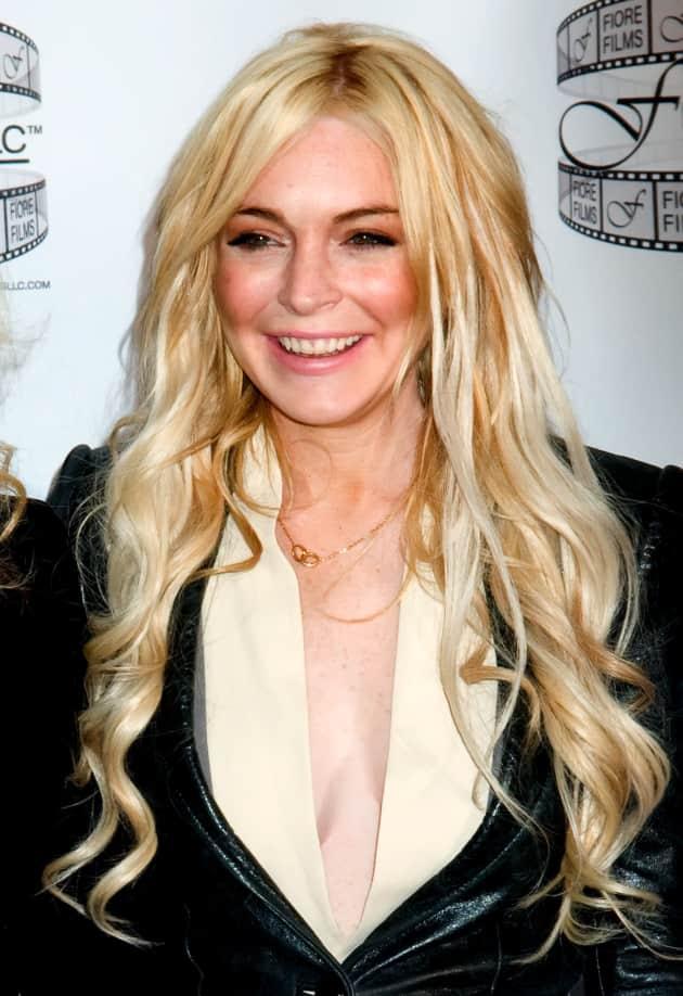 HOT Lindsay Lohan Pic