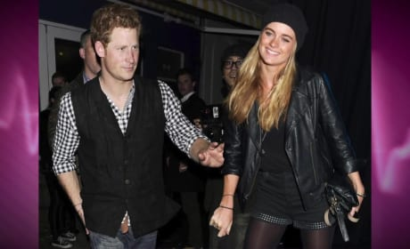 Cressida Bonas, Prince Harry to Get Engaged?