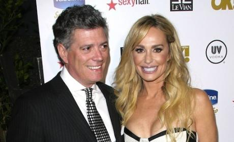 John Bluher and Taylor Armstrong