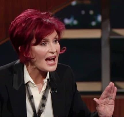 Sharon Osbourne on Bill Maher