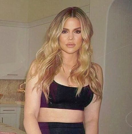 Khloe Kardashian: Help! I Can't Shed This Baby Weight!