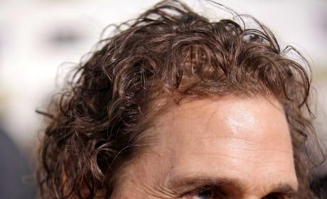 Matthew McConaughey in a Tuxedo