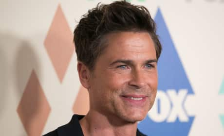 Rob Lowe Photograph
