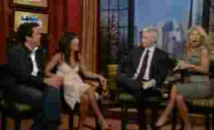 Anderson Cooper Grills Jillian Harris