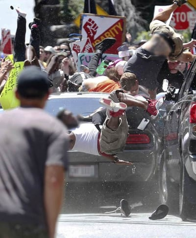 Charlottesville crash