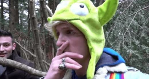 Logan Paul Suicide Video
