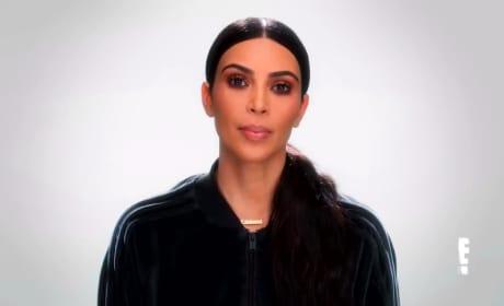 Kim Kardashian: I Must Prepare My Uterus for Pregnancy!