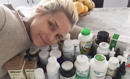 Yolanda Foster Returns From International Stem Cell Treatment, Shares Photo of Many Medications