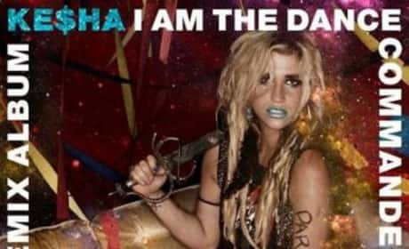 Ke$ha Album Cover