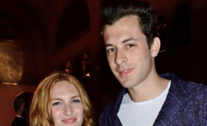 Mark Ronson and Josephine De La Baume: Married!