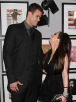 Kim Kardashian and Kris Humphries Photo