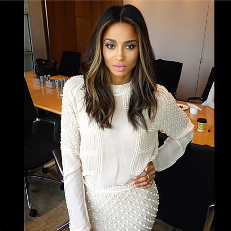 Ciara Black Hair The Hollywood Gossip