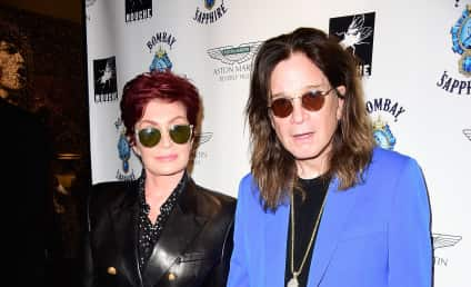 Sharon Osbourne: How She Found Out About Ozzy's Affair!