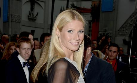 Gwyneth Paltrow: 'Iron Man 3' Premiere