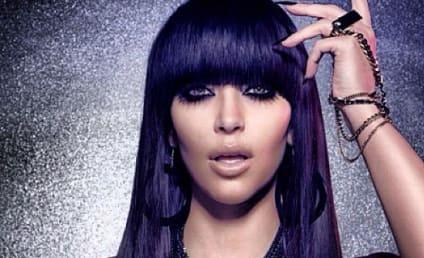 Happy National Cleavage Day from Kim Kardashian and Kompany!