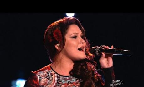 DaNica Shirey - Help Me (The Voice Playoffs)