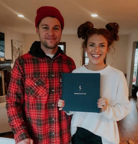 Audrey and Jeremy Roloff Journal