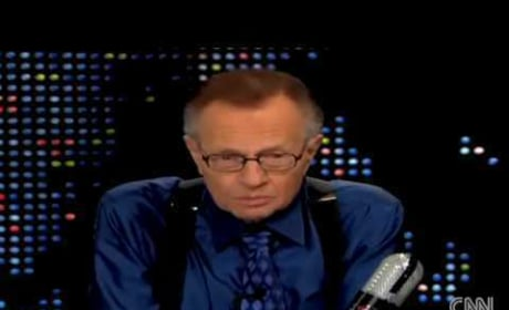 Joe Jackson on Larry King