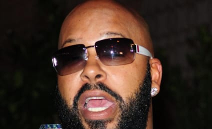Suge Knight Pulled Over By Cops, Weapons Drawn