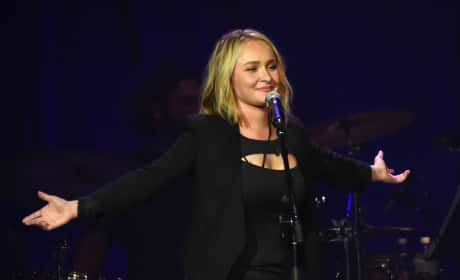 Hayden Panettiere Nashville Benefit African Childrens Choir
