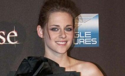 Kristen Stewart: Ruffled in Rome