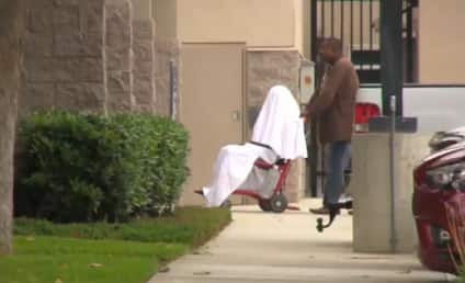 Amanda Bynes: Covered in Sheet, Moving Psychiatric Facilities