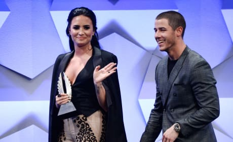 Demi and Nick