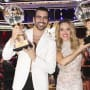 Nyle DiMarco and Peta Murgatroyd Win
