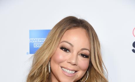 Mariah Carey Smiles