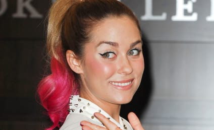 Lauren Conrad's Pink Hair: Fan? Not a Fan?