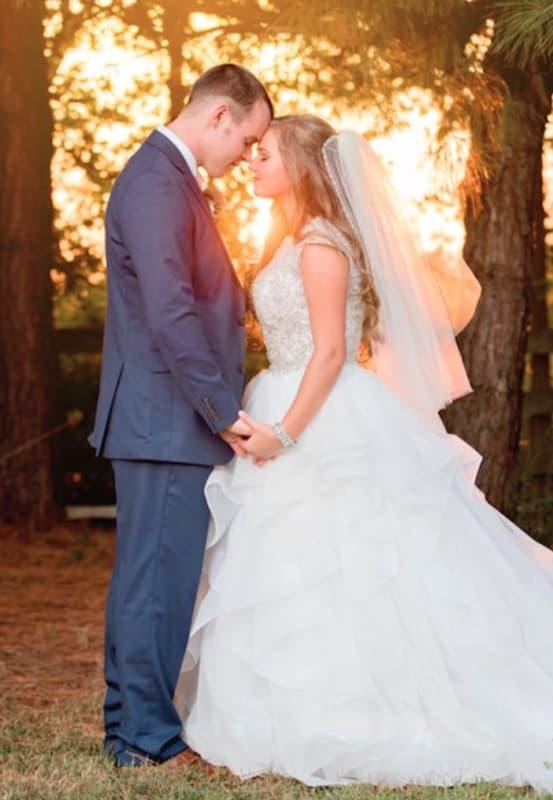 Joseph Duggar & Kendra Caldwell Wedding: First Kiss (and More ...